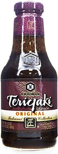 Kikkoman Orignal Takumi Colleciton Teriyaki Sauce, 20.5 Ounce (Pack of 6)