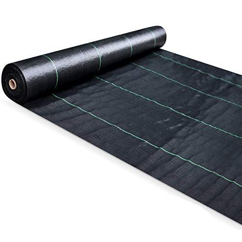 SEKKVY 4ft x 150ft Heavy Duty Landscape Fabric,...