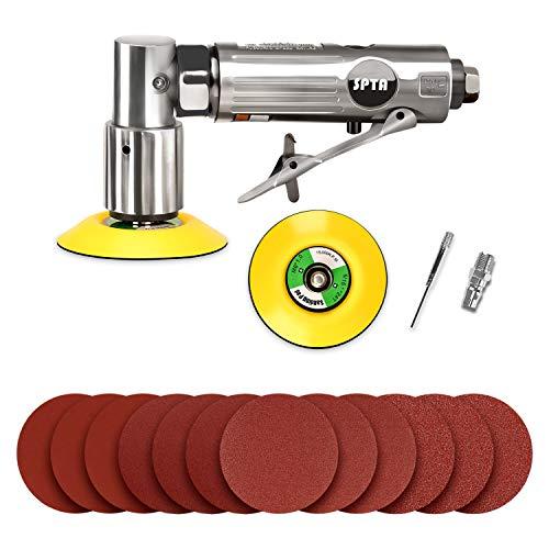 SPTA 80mm Ponceuse/polisseuse d'angle de Pression d'air de Ponceuse...