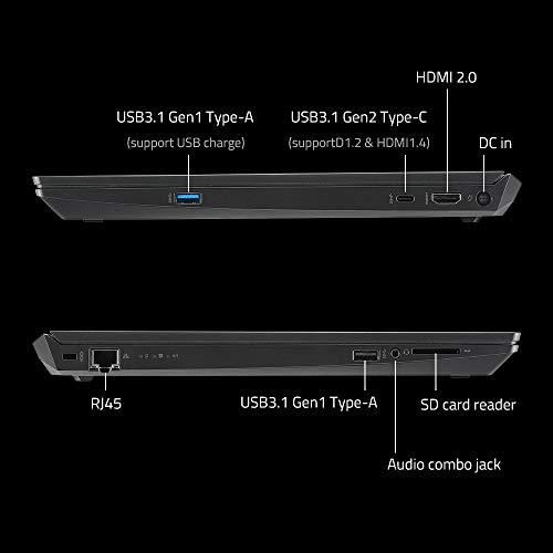 "AORUS 5 NA-7US1021SH 15"" Thin Bezel LG 144Hz FHD IPS LCD, i7-9750H, NVIDIA GeForce GTX 1650, Samsung 8GB RAM, Intel M.2 PCIe NVMe 256GB SSD, 1TB HDD, RGB Keyboard, Win10, Ultra Slim Gaming Laptop"