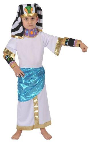Dress Up America Traje de niño Egipcio