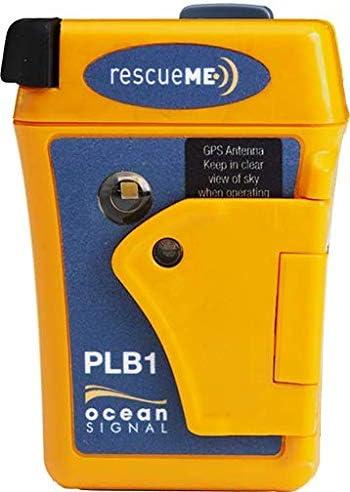 RESCUEME PLB1 Personal Locator Beacon Programmed Max 65% OFF USA - Under blast sales
