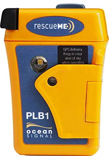 Ocean Signal RESCUEME PLB1 Personal Locator Beacon - USA Programmed