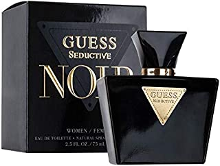 GUESS Seductive Noir Eau De Toilette For Women, 75 ml