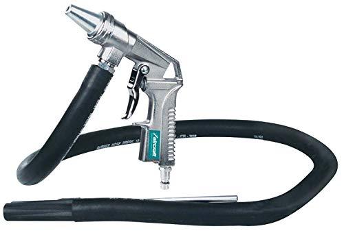 Aircraft Sandstrahlpistole SPS PRO (Druckluftpistole mit Ansaugschlauch, für Strahlmittel bis 0,8 mm Körnung), 2103550