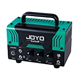 JOYO BantamP ATOMIC (Sound of AC 30) Dual Channel Hybrid Guitar Amplifier Tube Head with Bluetooth 20 Watt Preamp for Old-fashioned Rock Music