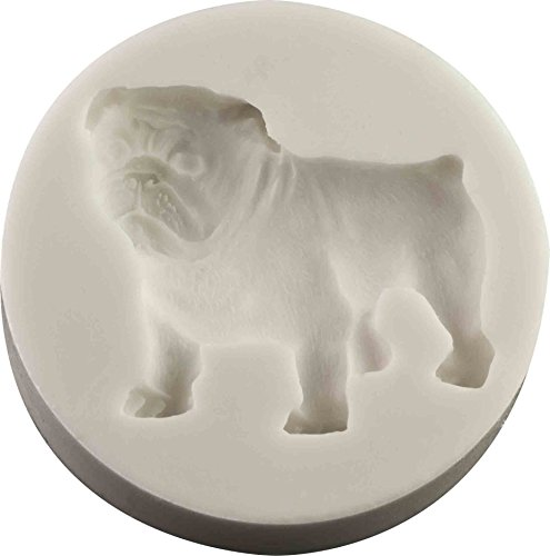 Bulldog Silicone Mould