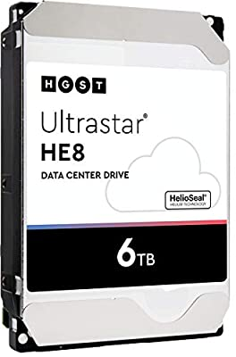 "HGST Ultrastar 3.5"" Enterprise Hard Drive"