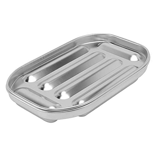 Cabilock Korv Möbler Rostfritt Stål Hot Dogs Gräddningsform Icke- Stick Mini Baguettes Pan Cereal Bar Formformar För Bröd Ost Majsbrödssmör Chokladpudding Silver Pudding