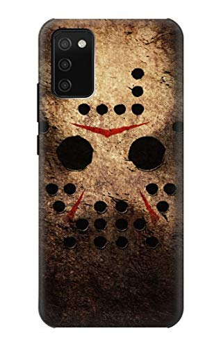 R2830 Horror Hockey Case Cover for Samsung Galaxy A02s, Galaxy M02s (NOT FIT with Galaxy A02s Verizon SM-A025V)