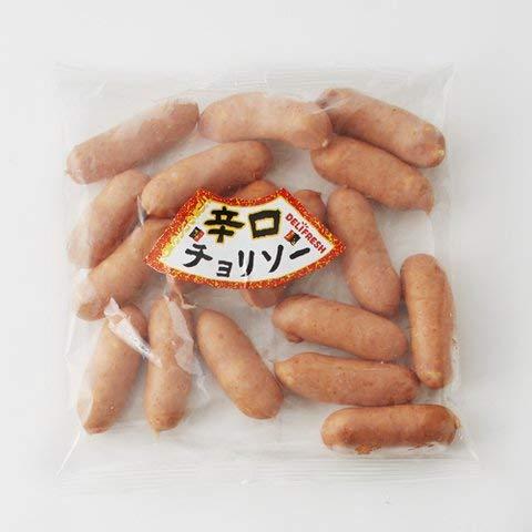 MC あらびきチョリソー 420g 【冷凍・冷蔵】 4個