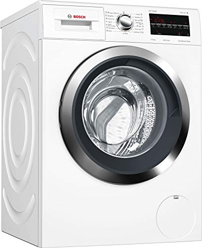 Bosch 7.5 kg Fully Automatic Front Loading Washing Machine (WAT2846CIN White, Inbuilt Heater)