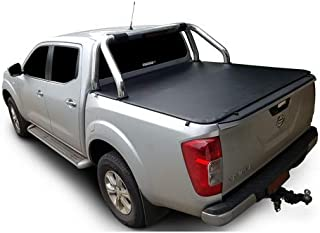 Nissan Navara NP300/D23 Dual Cab July 2015 to Current , Sports Bar Clip On Ute Tonneau Cover. Tuff Tonneaus Ute Covers are...