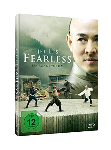 Jet Li's Fearless - Mediabook [Blu-ray]