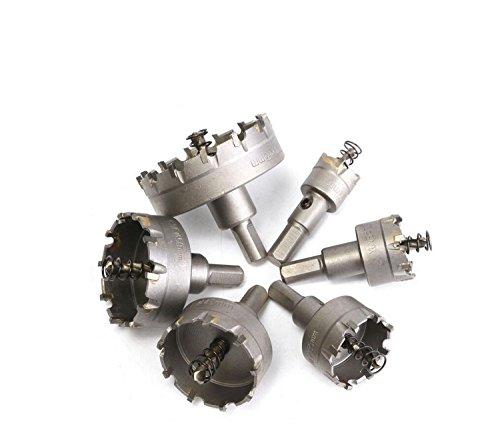 Lightinthebox 22-65 mm Set sega a tazza in metallo duro di alta qualità, taglierina in acciaio inox