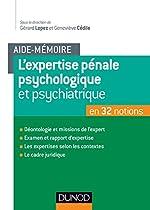 Aide-mémoire - En 32 notions de Gérard Lopez