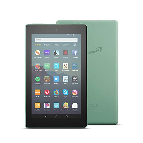 Fire 7 Tablet (7' display, 16 GB) - Sage