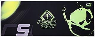 KeepOut R5 - Alfombrilla de ratón, Negro