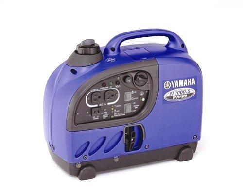 Price comparison product image Yamaha EF1000iS,  900 Running Watts / 1000 Starting Watts,  Gas Powered Portable Inverter