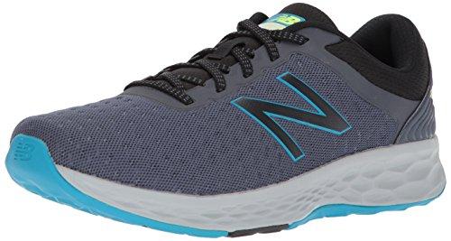 New Balance Fresh Foam Kaymin V1 Zapatillas de correr para hombre, gris (Thunder/Negro), 40 EU
