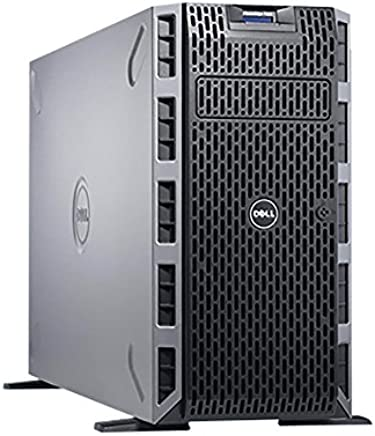 Dell PowerEdge T330 Tower Server, Intel Xeon E3-1230 v6 Quad-Core 3.5GHz 8MB, 32GB DDR4 RAM, 8TB Storage, RAID, DRAC, 3 Year Warranty