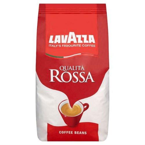 Lavazza 4x Qualita Rossa Kaffee Bohnen 1kg