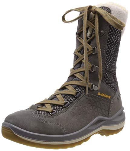 Lowa Damen Barina II GTX Ws Trekking- & Wanderstiefel, Grau (Grigio/Miele 9060), 40 EU