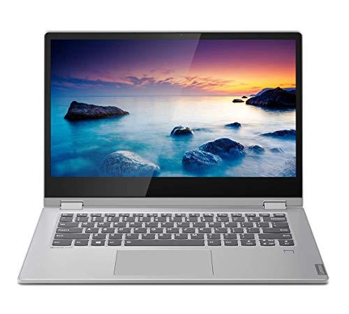 Lenovo Ideapad C340-14API - Ordenador Portátil Convertíble 14' FHD (AMD Ryzen 5 3500U, 8GB RAM, 1TB SSD, Integrated AMD Radeon Vega 8 Graphics, Windows 10 Home), Gris - Teclado QWERTY Portugal