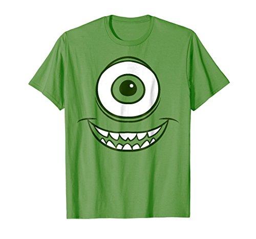 Disney Monsters Inc. Mike Wazowski Halloween Graphic T-Shirt