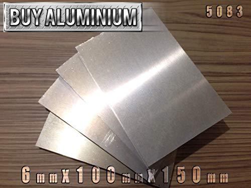 Alu rund Aluminium Rundstange Ø   6 mm AlCuMgPb 500 mm