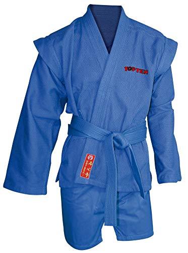 TopTen Sambo Kurtka - blau, Gr. 150 cm
