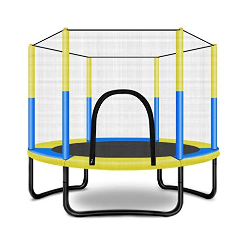 BDBT Outdoor Trampoline Jumping Table Combo Bounce Jump Trampoline, Small Trampoline Spring Cover Padding for Children and Adults