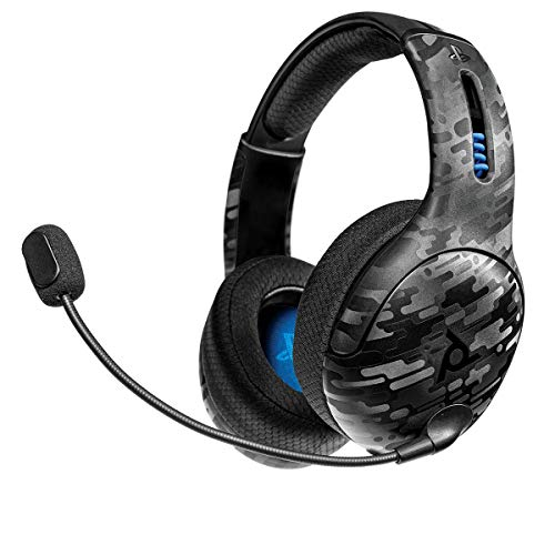 Kabelgebundenes Headset Sony PlayStation LVL40 für PS4 (Camo) [