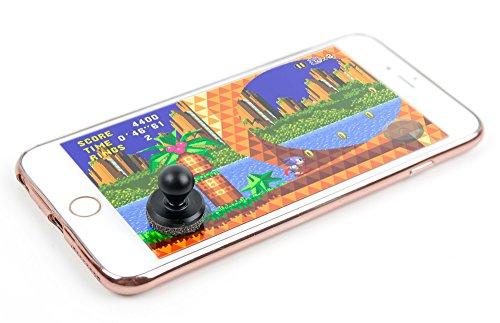 DURAGADGET Mini Joystick Game Controller - Compatible with Lenovo Miix 520