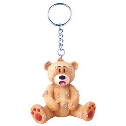 Bad Taste Bears - Ringo - Schlüsselanhänger/Keyring