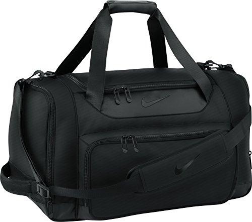 NIKE Departure III Duffle Bag Bolsa de Viaje, Unisex Adulto, Negro, Talla...