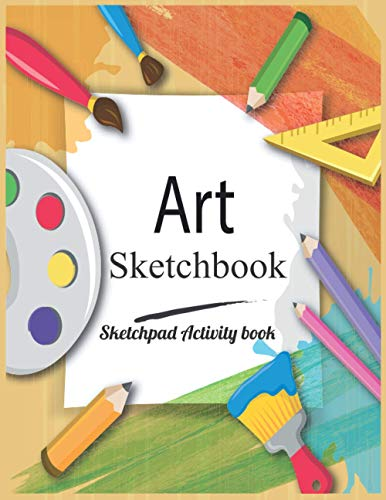 """Sketchbook draw books for kids 9 - 12: 122 Pages, 8.5"""" x 11"""" Large Sketchbook Journal White Paper For Kids (Blank Drawing Books)"""