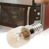 電子レンジ、電子レンジ用電球、強力で耐久性のあるニッケルメッキ銅用のアクセサリほとんどのGeオーブンは、オーブンとオーブンの一部を置き換えます(15W)