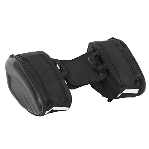 Qqmora Wear-resistant Rear Bag Excellent Luggage Storage for Dirt Bike for Long‑distance Ride for Safe Riding for Comfortable ride