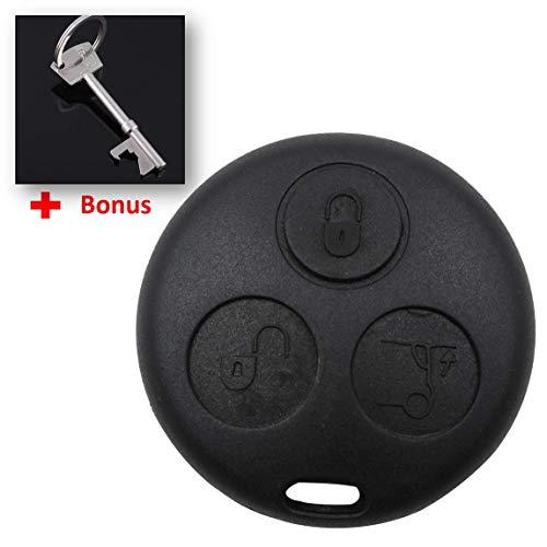 Remote Key Case Fob reemplazo inteligente sin llave alejado