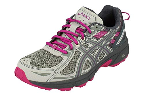 Asics Gel-Venture 6 Mujeres Running Trainers 1012A504 Sneakers Zapatos (UK 5.5 US 7.5 EU 39
