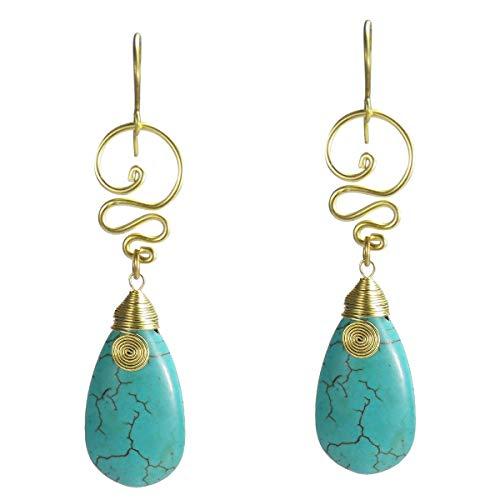Graceful Swirl Sterling Earrings - 8