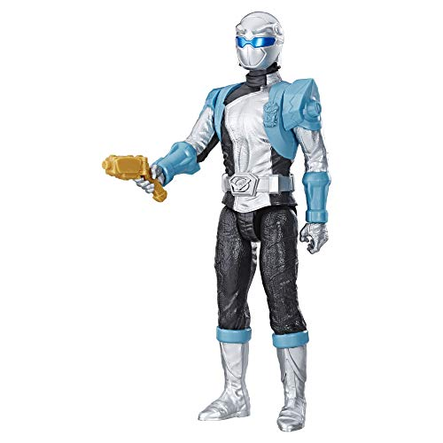 Power RangersBM Silver Ranger