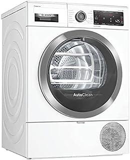 Sèche linge Condensation Bosch WTX87KH9FF - Pompe à chaleur - Chargement Frontal - Pompe à chaleur - Indicateur temps rest...