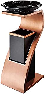 Ashtray, Ashtray Vertical Ashtray Club Trash Can Hotel Elevator Entrance Indoor (Color : B),Size:A,Colour:A (Color : C, Size : C)