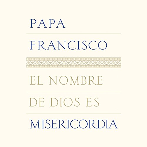 El nombre de Dios es misericordia [The Name of God Is Mercy] audiobook cover art