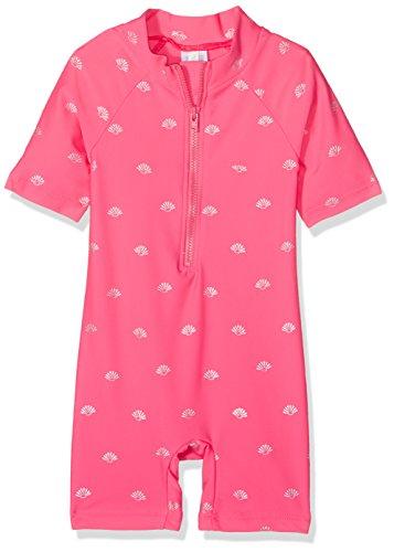 Sanetta Mädchen 430352 Einteiler, Rosa (Candy 3969), 92