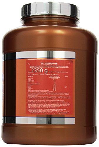 Scitec Nutrition Casein Complex Belgian Chocolate, 1er Pack (1 x 2350 g) - 2