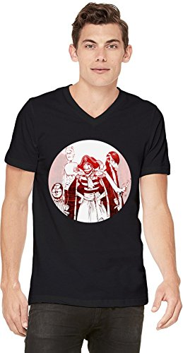 Buggies Band of Pirates T-shirt col V pour hommes Small