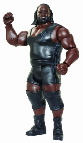 WWE Exclusive Tables, Ladders, and Chairs 2013 Figure Mark Henry